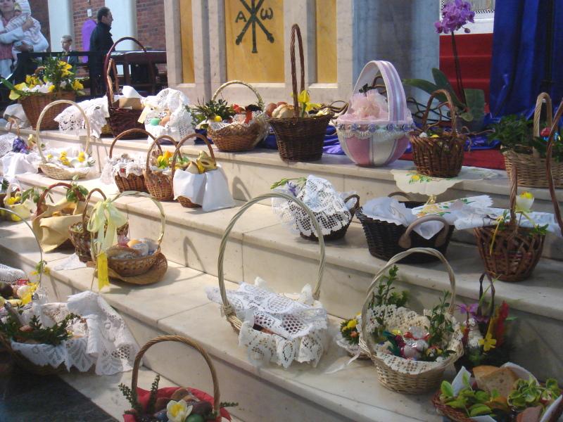 Food Blessing For Easter Uk